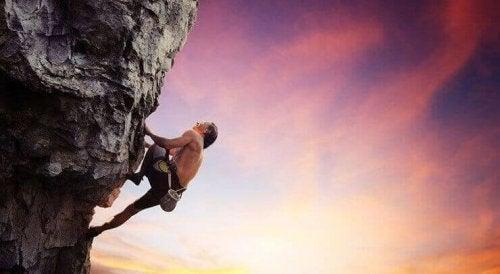 Free-Solo-Klettern