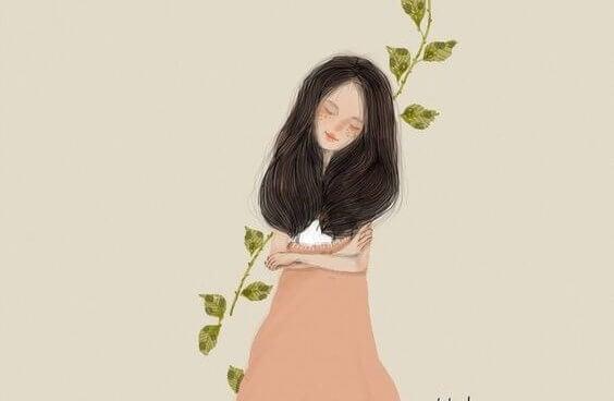 Es ist so einfach, glücklich zu sein, und doch so schwer, einfach zu sein …