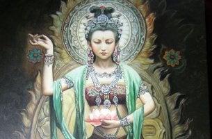 Was laut dieser hinduistischen Göttin besser geheim bleiben sollte