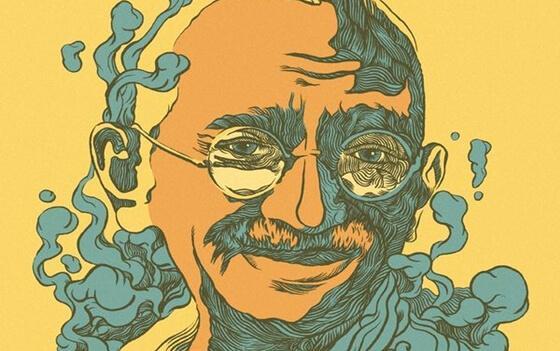 30 Zitate von Gandhi, um seine Philosophie zu verstehen