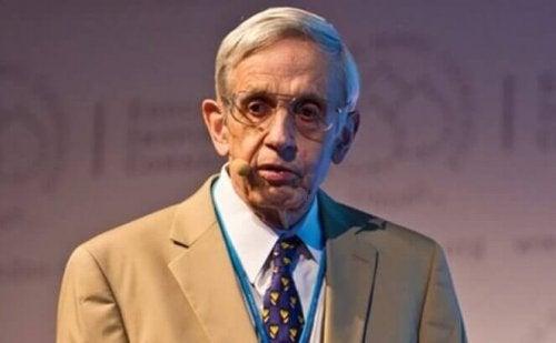 Die wahre Geschichte von John Nash, einem gequälten Genie