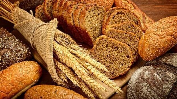 Lebensmittel, die Gluten enthalten