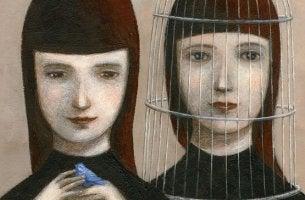 Narzisstische Familien - im Gefängnis aufwachsen