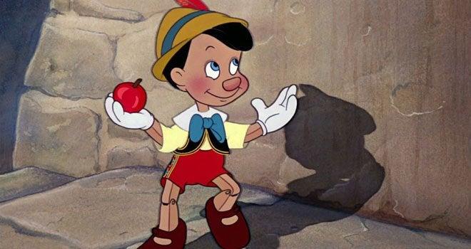 Pinocchio und die Bedeutung von Bildung