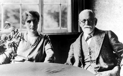 Anna Freud und ihre Arbeit in der Nachfolge von Sigmund Freud