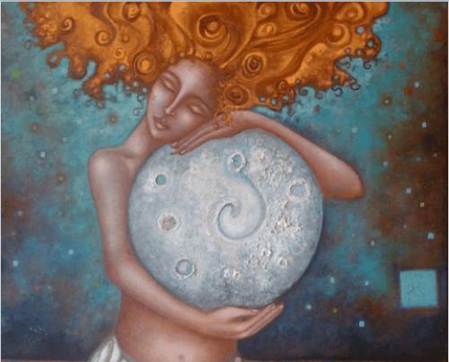 Frauen und der Mond: Den weiblichen Zyklus verstehen