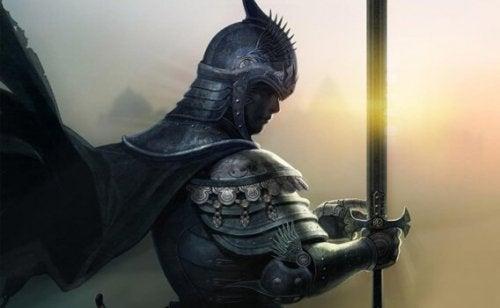 """Zum Nachdenken: 6 Sätze aus dem Buch """"Der Ritter in der rostigen Rüstung"""""""