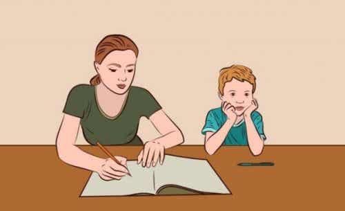 Mama, kannst du mir bei den Hausaufgaben helfen? - 5 Tipps, wie du es richtigmachst