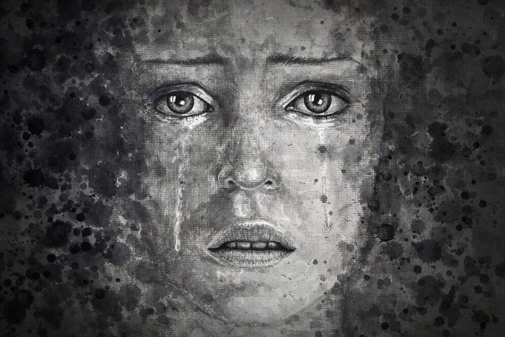 Eine Depression ist eine psychische Störung, die schlimmer ist, als jegliche Metapher es beschreibt