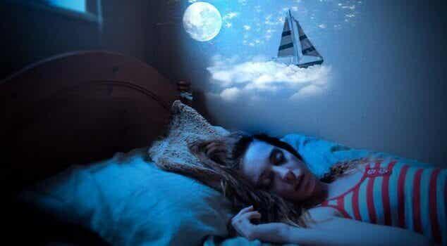 Somniloquie - Ich spreche, während ich schlafe