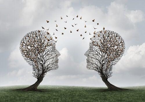 Kommunizierende Bäume