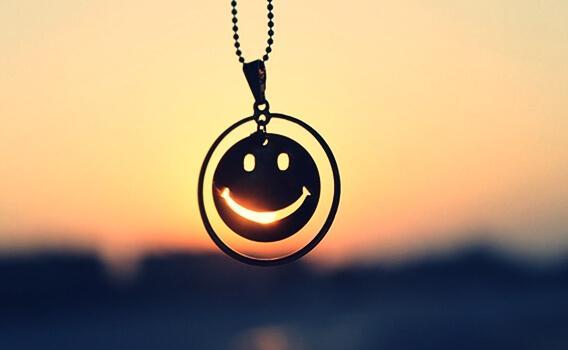 Smiley-Anhänger