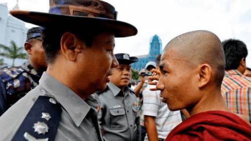Religiös motivierte Gewalt