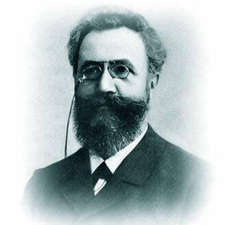 Portrait von Hermann Ebbinghaus
