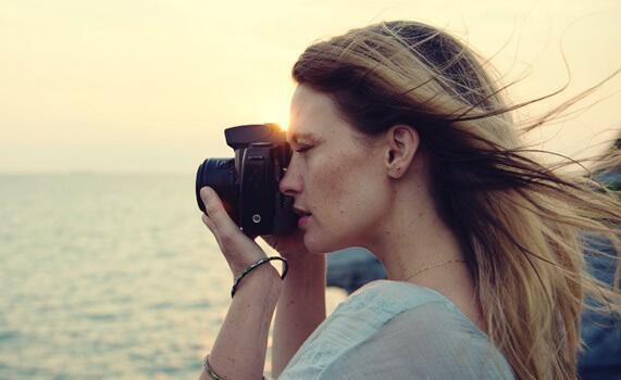 Alpha-Frauen - Fotografin