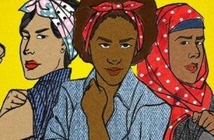 Arten von Feminismus - Frauen verschiedener Herkunft