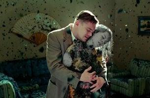 Shutter Island - Teddy Daniels mit seiner Frau