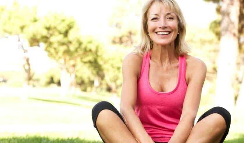 5 erfreuliche Aspekte der Menopause