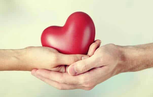 Geben und Nehmen in Beziehungen