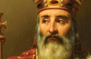 Der Ritter, den es nicht gab - Karl der Große verliebt