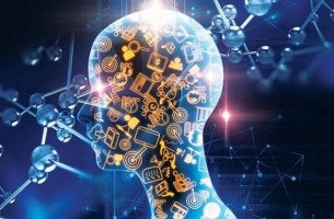 Was ist Neurofeedback? - Kopf voller Symbole