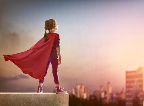 Sie wird immer meine Superheldin sein