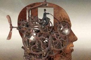 Penfield'sche Homunculus - Mechanik im Kopf eines Menschen