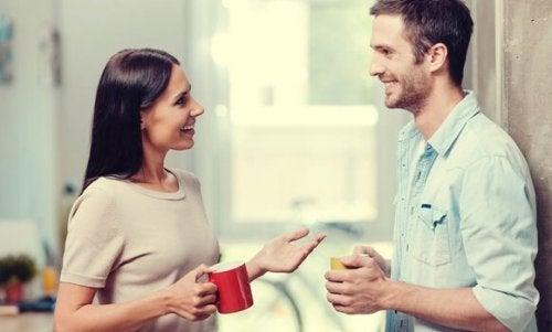 Ein positives Gespräch kann Veränderungen in deinem Gehirn bewirken!