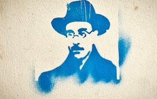 Schablone von Fernando Pessoa