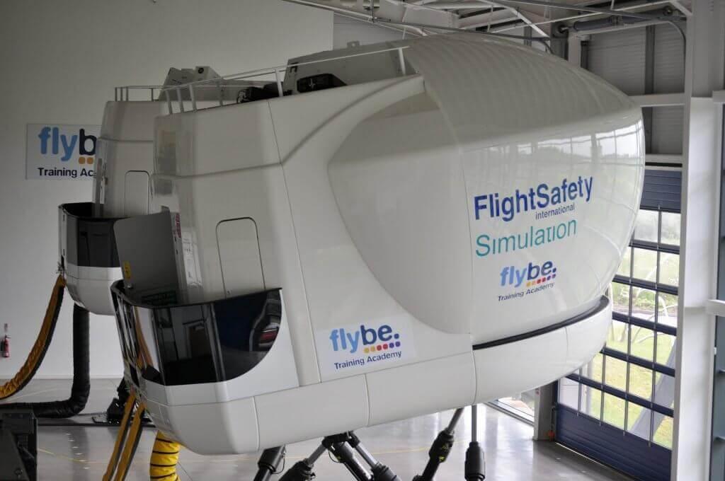 Vieles lässt sich durch neue Technik simulieren. Der Flugsimulator ist ein Beispiel.