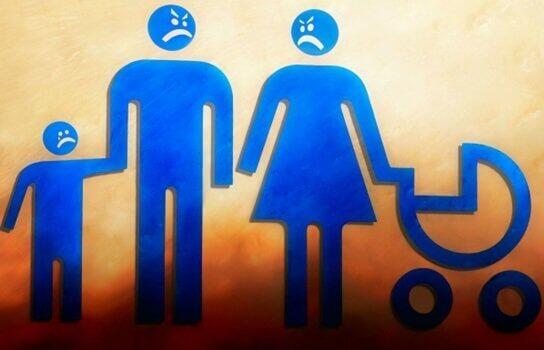 Die entwertende Familie, eine Belastung für die persönliche Entwicklung