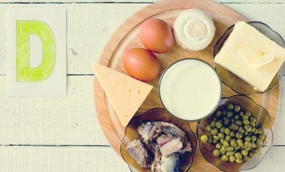 Gehirn und Vitamin D - Vitamin-D-reiche Lebensmittel