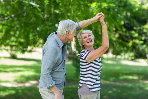 Tanzen kann dabei helfen, geistig fit zu bleiben