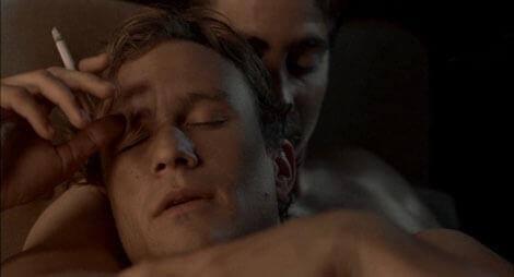 Ennis und Jack zusammen im Bett