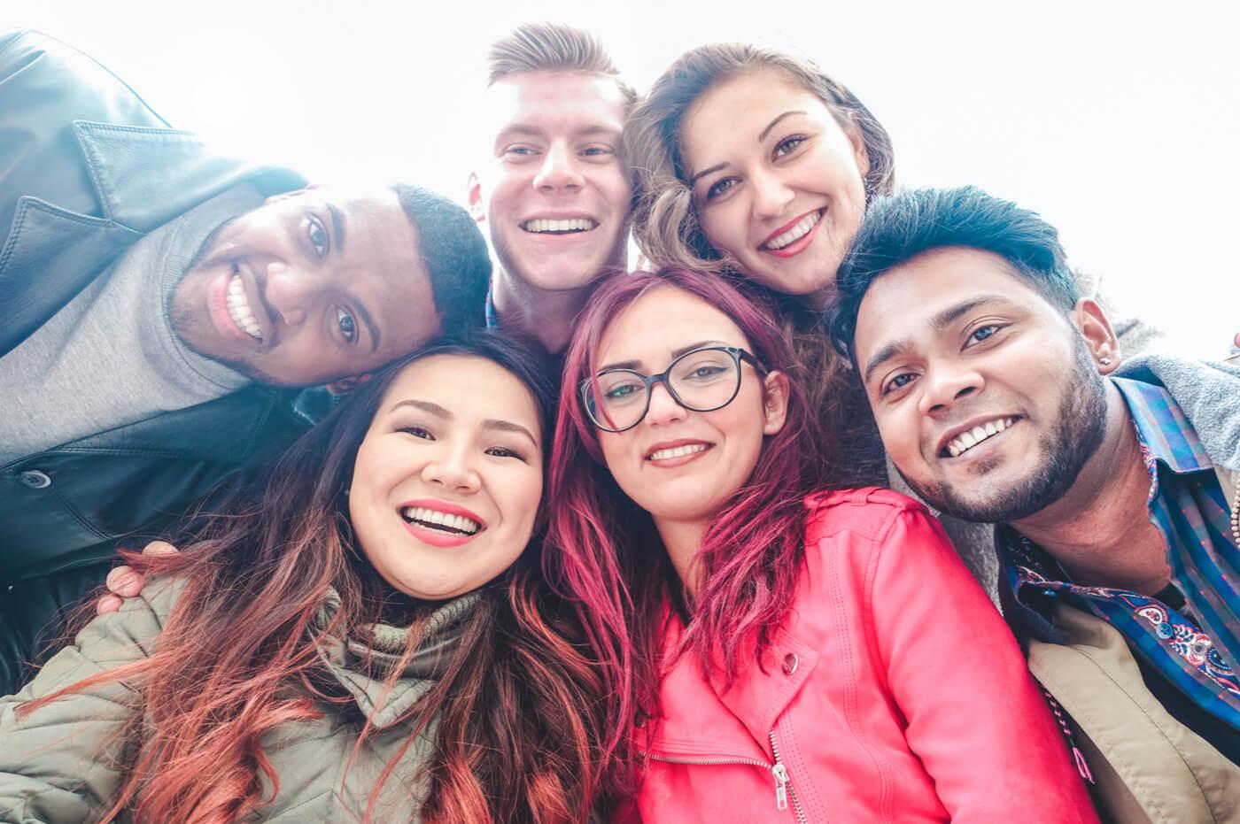 Kollektiver Narzissmus – Gruppen, die sich selbst lieben