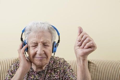 Psychotherapien können auch Musik beinhalten