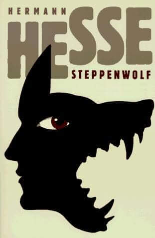 "Buchcover ""Der Steppenwolf"""