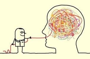 Kognitive Defusion, um sich von unerwünschten Gedanken zu lösen