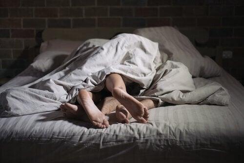Sexsomnia: Menschen, die Sex haben, während sie schlafen