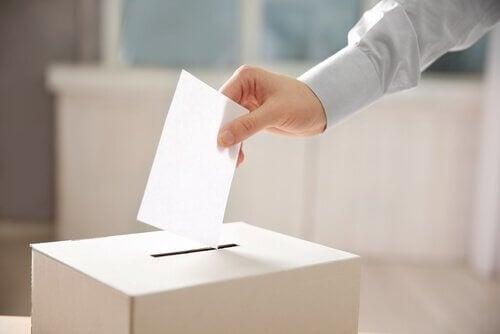 Wodurch wird unser Wahlverhalten beeinflusst? – Ein Blick nach Spanien