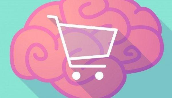 Einkaufen gehen, um Traurigkeit zu vertuschen?