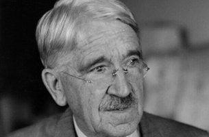 Portrait von John Dewey