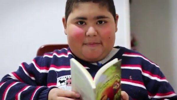 Der Junge, der uns zeigte, dass das Lesen Medizin ist