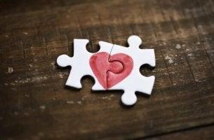 Sich selbst lieben zu lernen ist wie das fehlende Puzzleteil zu finden