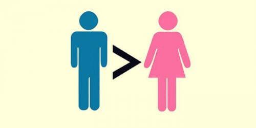 Mann größer Frau