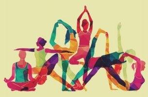 Yoga für Anfänger - Asanas