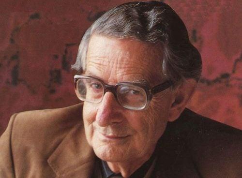 Porträt von Hans Eysenck