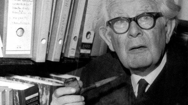 Jean Piaget, der die pädagogische Psychologie prägte