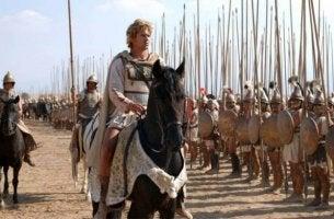 Alexander der Große, eine Mischung der Arten der Libido.
