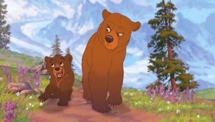 "Szene aus ""Bärenbrüder"""